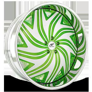 Benzo Lime Green 5 lug