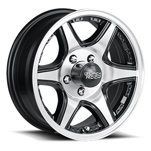 Black rock blackjack wheels