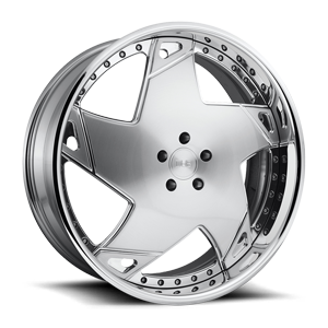 DUB Forged Chincilla - X103 5 Brushed | Polished
