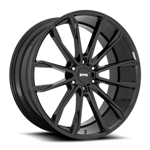 Clout - S253 6 Gloss Black