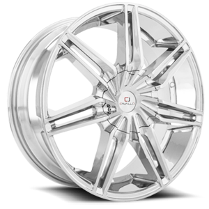 CLV-19 Chrome 5 lug