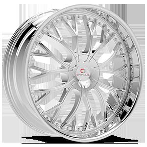 CLV-33 Chrome 5 lug