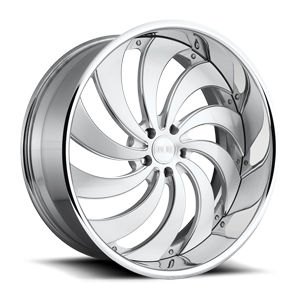 Cojones - X117 Brushed | Polished 5 lug