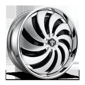 DUB Spinners Cojones - S817 5 Brushed