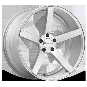 CV3 Metallic Gloss Silver 5 lug