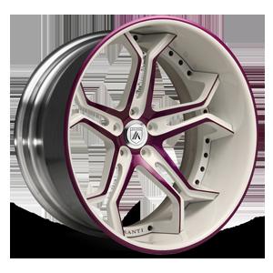 Asanti Forged Wheels C/X Series CX173 5 Custom