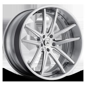Asanti Forged Wheels C/X Series CX507 5 Silver