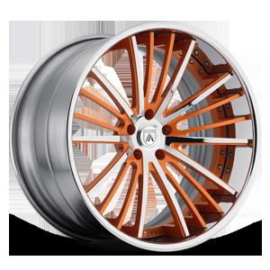 Asanti Forged Wheels C/X Series CX508 5 Orange