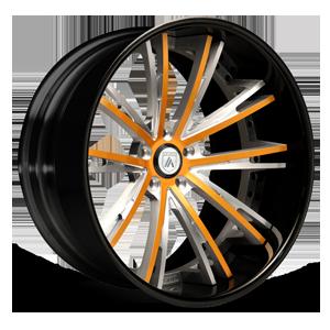 Asanti Forged Wheels C/X Series CX177 5 Custom