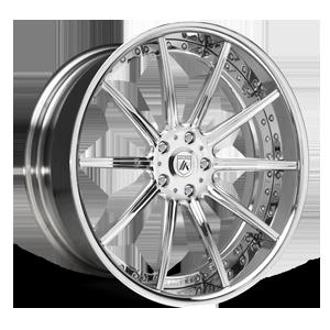 CX501 Chrome 5 lug