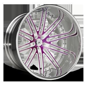 CX504 Purple 5 lug