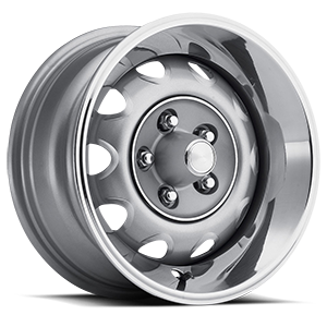Chrysler Rallye (Series 667) Silver 5 lug