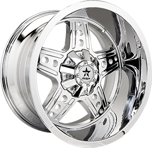 90R COLT Chrome 8 lug
