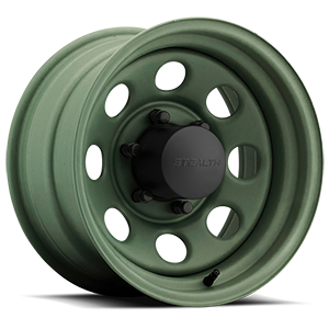 Crawler Stealth (Series 044) Camo Green 6 lug