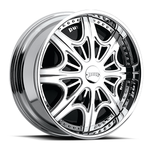 DUB Spinners Creed - S775 5 Chrome