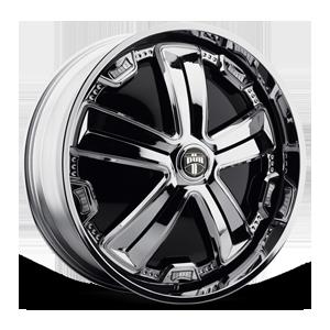 Cyphen - S745 Chrome 5 lug