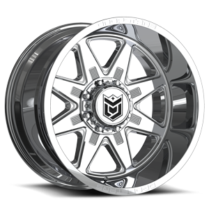 DS655 Bright PVD 8 lug