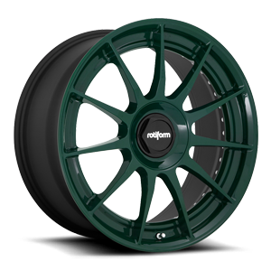 DTM VW Irish Green 5 lug