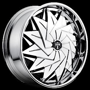 DUB Spinners Dazr - S707 5 Chrome