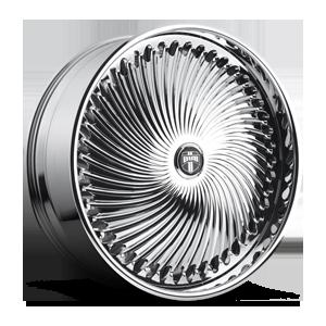 Diragio - S713 Chrome 5 lug