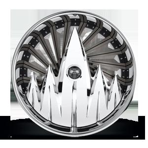 S508-F.U. Chrome 5 lug