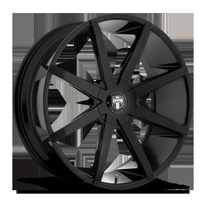 Push - S110 Gloss Black 5 lug