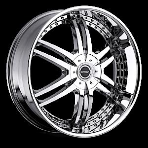 Strada Wheels Denaro 5 Chrome