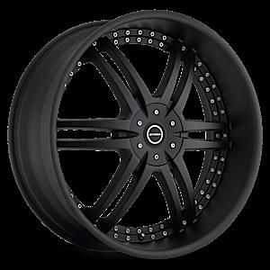 Strada Wheels Denaro 6 All Gloss Black