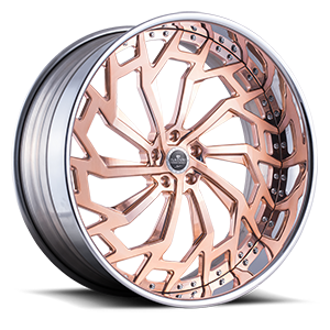 Marche Rose Gold 5 lug