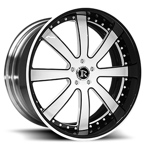 Ditto Black And White 5 lug