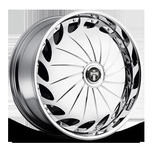 DUB Spinners Drama - S757 5 Chrome