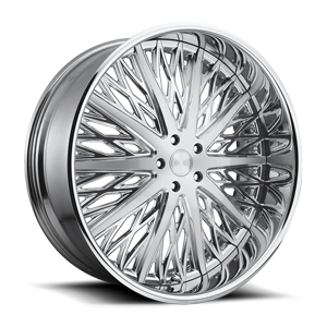 DUB Forged Exclusive - X118 5 Brushed | Polished