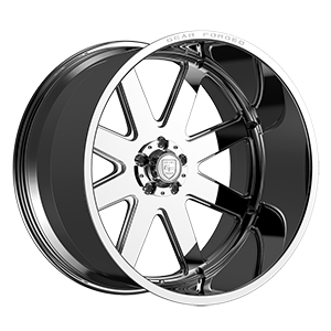 F70 Chrome 5 lug