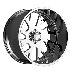 F71 Chrome 6 lug