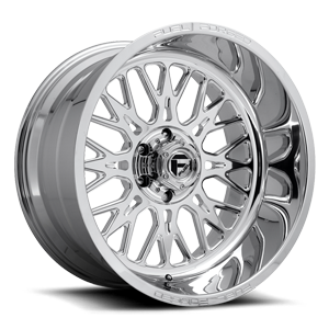 Fuel Forged Wheels FF104 6 Polished