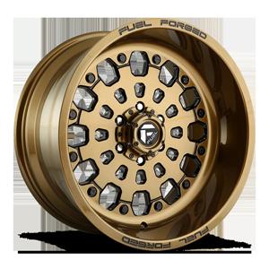 FF48 Gloss Bronze 5 lug