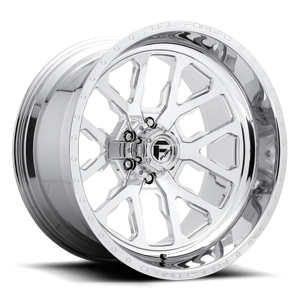 Fuel Forged Concave FFC45 - 6 Lug | Concave 6 Polished