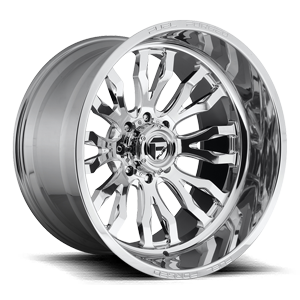 FF80 | Concave Polished 8 lug