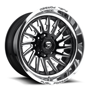 FFC30 | Concave Gloss Black | Polished 8 lug