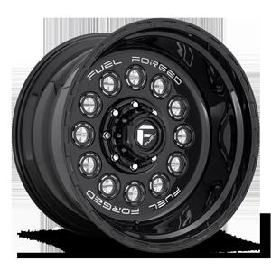 Fuel Forged Step Lip FFS86 8 Gloss Black