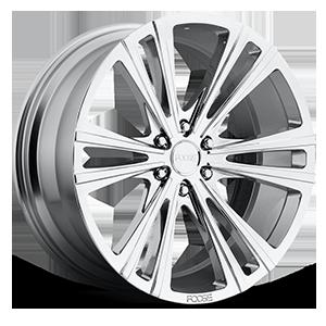 Wedge - F159 Chrome 6 lug