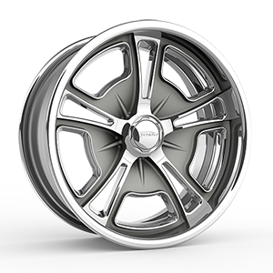 Fuel s.concave Turbine coat / polish 5 lug