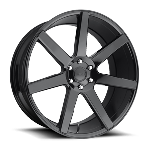 Future - S204 Gloss Black 6 lug
