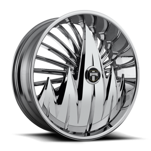 S608-F.U. Chrome 5 lug