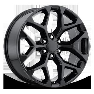 Style 59 6 Gloss Black