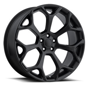 C300 Satin Black 5 lug