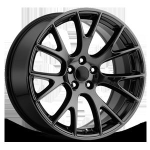 Style 70 PVD Black 5 lug