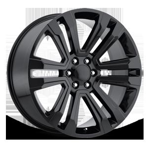 Style 72 6 Gloss Black