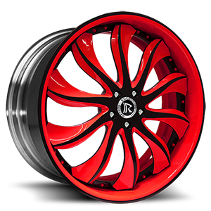Fiamme Red 5 lug