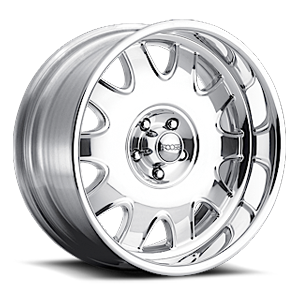 Challenger - F323 Polished 5 lug